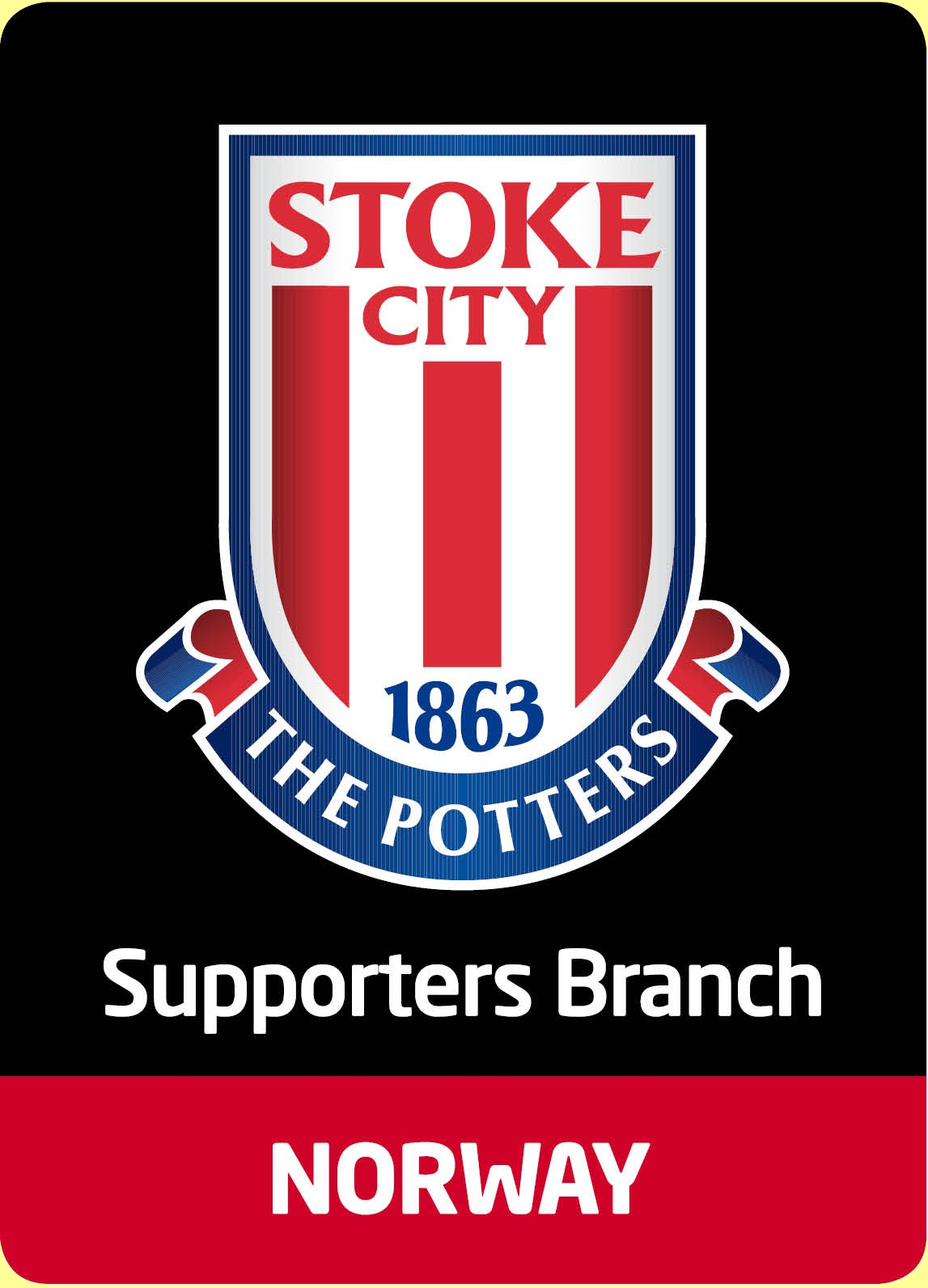 Stoke City Supporters Branch - Norway